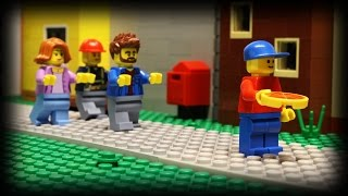 Lego Pizza Delivery 7(What can I say... it's number 7. Enjoy! Music provided by Kevin MacLeod (incompetech.com). Selections taken from the following songs: Call to Adventure ..., 2016-12-09T20:20:56.000Z)