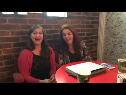 Rachel Tucker Q & A at The Theatre Cafe