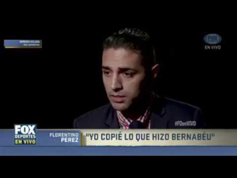 Entrevista a Florentino Pérez por Mariano Trujillo