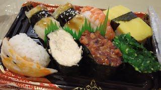 Еда из японского супермаркета - Жизнь в Китае #260
