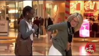 Mall Fart Prank