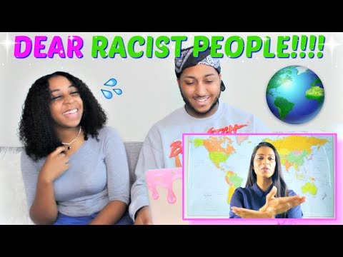 IISuperwomanII 'A Geography Class for Racist People' REACTION!!!