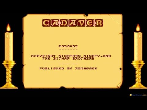 Cadaver: the Payoff gameplay (PC Game, 1991) thumbnail