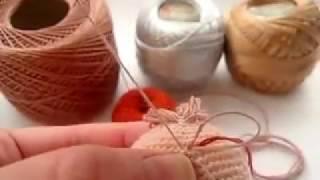 Как сделать волосы кукле амигуруми. Новый способ / Hair of amigurumi doll. New metod.