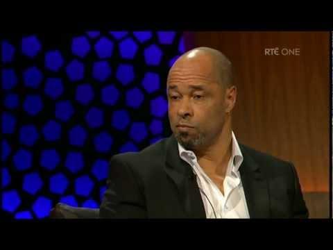 Irish Football Legend, Paul McGrath, admits