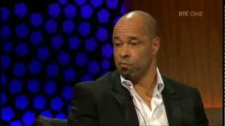 Irish Football Legend, Paul McGrath, admits