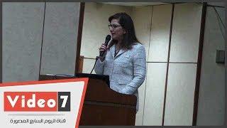 وزيرة التخطيط: القيادة السياسية تسعي بكل قوة لتأهيل الشباب