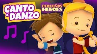 Canto y Danzo - Pequeños Héroes - Canción Infantil de Generación 12 Kids