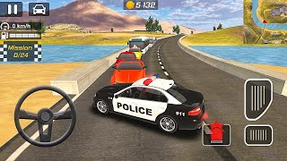 Police Drift Car Driving Simulator - Police Car Driving Game - Drive Sim - Android Gameplay #4