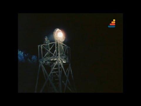 Самолёт летит в Россию, 1994. (вышка и танк) Макар-следопыт, 1984.