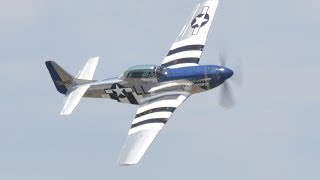 Lee Lauderback P-51 Mustang Crazy Horse 2 Sun N Fun