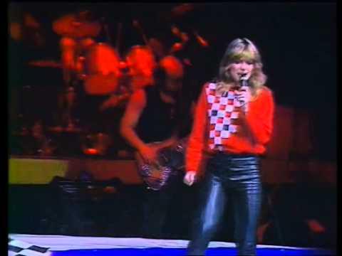 France gall au Palais des sports (03/10/1982)