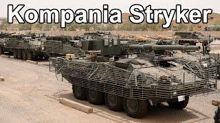 Kompania transporterów Stryker / SBCT (Komentarz) #gdziewojsko