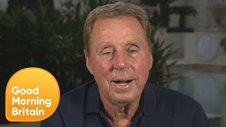 Harry Redknapp's Secret to a Happy Marriage With Sandra | Good Morning Britain