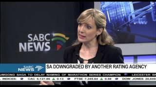 Lesiba Mothata react to Fitch downgrade