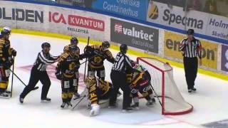 Skellefteå AIK Vs. Malmö Redhawks