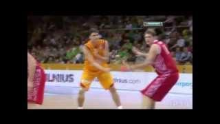 Macedonian Epic Story - EuroBasket 2011