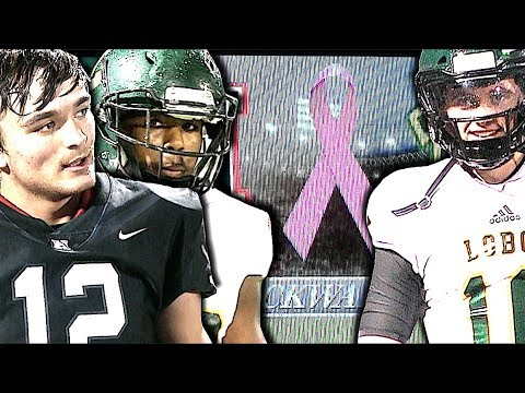 #2 Ranked Team in Texas | Longview vs Rockwall-Heath | Action Packed Highlight Mix 2018