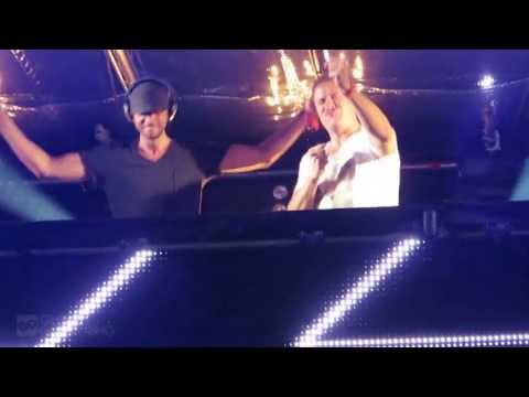 Cosmic Gate & J'Something - Over The Rainbow (W&W Remix) -Global Gathering Ukraine 2013