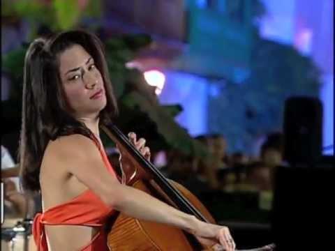"CLIP OFICIAL: IV Cartagena Festival Internacional de Música ""Flow My Tears"""