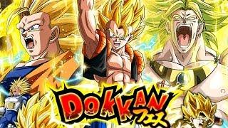 Dokkan Battle [JAP] 2 SSR en MULTI