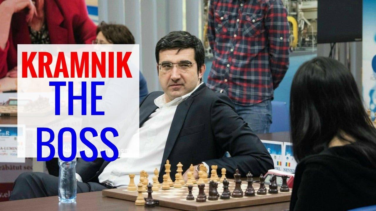 Resultado de imagen para kramnik ajedrez