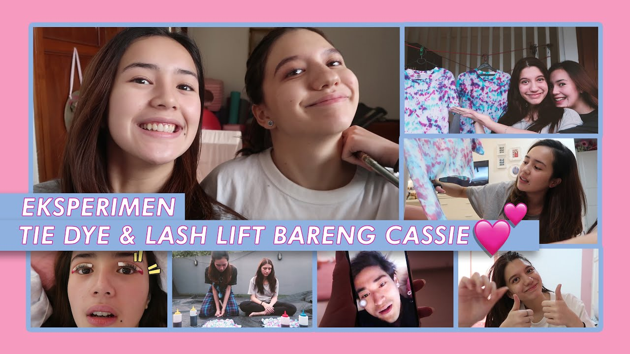Beby Vlog #97 - CASSIE NGINEP DIRUMAH, MAU BUKA PRAKTEK LASH LIFT??!😂