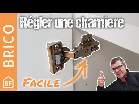 Réglage Charnière Ikea Régler Porte De Placard Bricolage