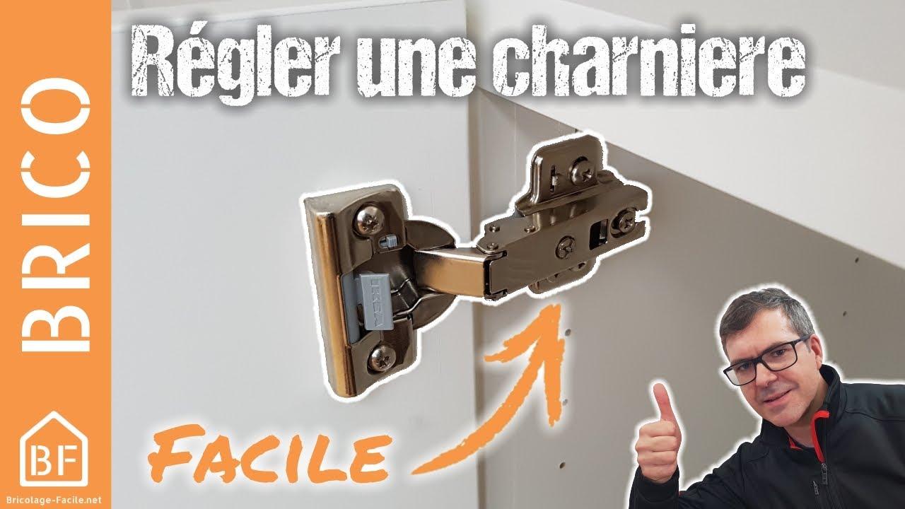 Conseil Bricolage Comment Régler Une Charnière Invisible Ikea