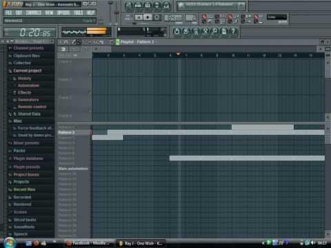 Ray J - One Wish FL Studio 9 Remake