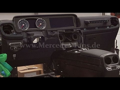 mercedes benz g wagon 2018. brilliant benz 2018 mercedes benz g class update interior and exterior inside mercedes benz wagon