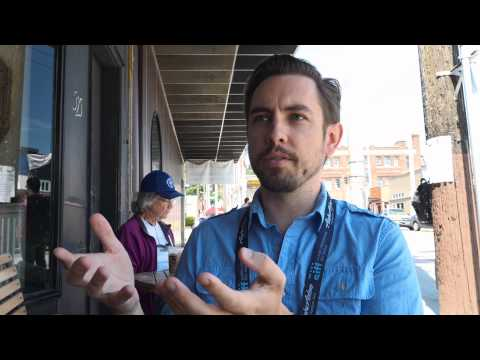 """Making a Film for $6,000: Joshua Caldwell Interview at SIFF 2014 - Director of """"Layover"""""""