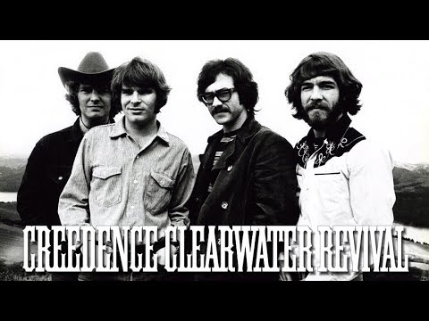 Creedence Clearwater Revival - Bad Moon Rising Lyrics