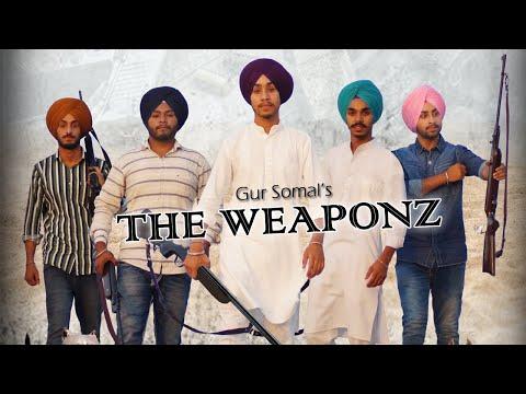 the-weaponz- -gur-somal- -amrit- new-punjabi-songs -bb-digital-entertainment