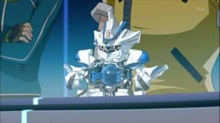 Cross Fight B-Daman - Episode 8 RAW