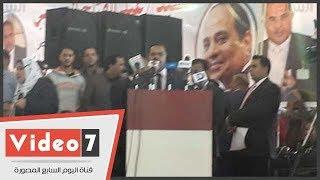 وكيل البرلمان: السادات هزم العدو الإسرائيلى والسيسى يقضى على الإرهاب