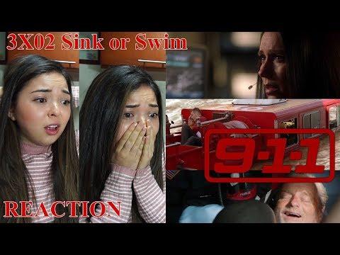 "Download 9-1-1 3X02 ""Sink or Swim"" REACTION"