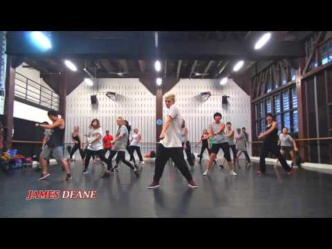 Awesome Take It To The Floor   B2K | Choreography By James Deane