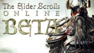 The Elder Scrolls Online Gameplay #1 - PC - Let