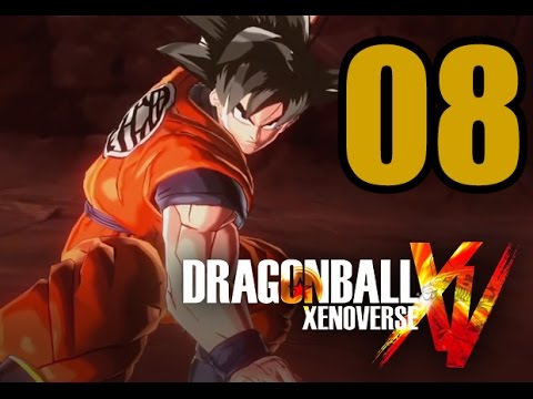 Dragon Ball XenoVerse Gameplay Walkthrough - Part 8: Body Swap Extravaganza