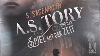 TEXTSCHNIPSEL FÜR DIE OHREN, Jo Schuttwolf liest aus A. S. Tory und das Spiel mit der Zeit