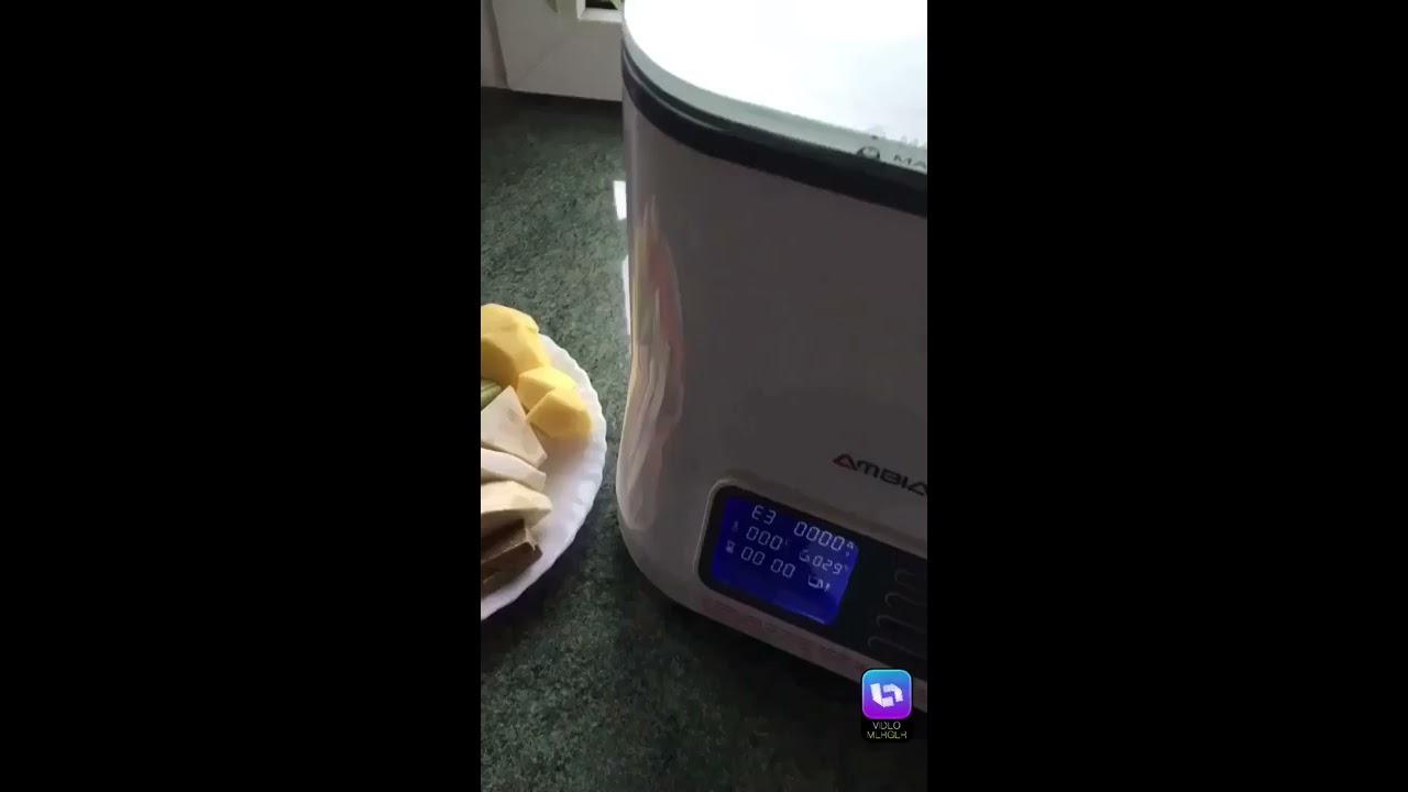 Ambiano Küchenmaschine Mit Wlan 2021