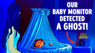 Our Baby Monitor Detected A Ghost! 7 Second Riddles Story Edition