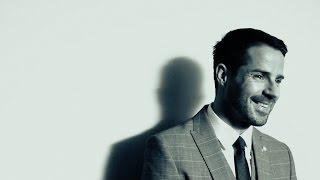 Burton Menswear interview new face Jamie Redknapp