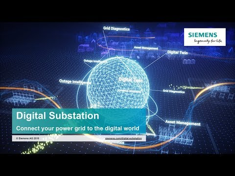 Digital Substation - connect your power grid to the digital world