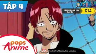 One Piece Tập 4 - Quá Khứ Của Luffy! Shanks Tóc Đỏ Xuất Hiện - Hoạt Hình Tiếng Việt
