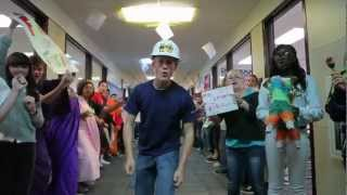 "McKinney High School Lip Dub 2012 - ""We Built This City"""