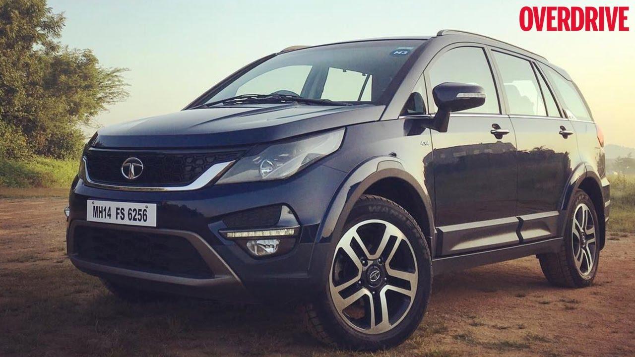 Tata Hexa Car Features download