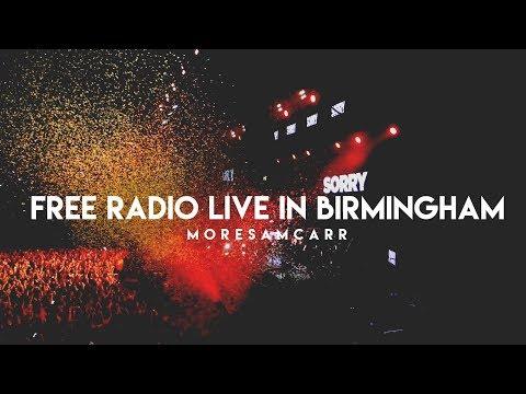 FREE RADIO LIVE IN BIRMINGHAM