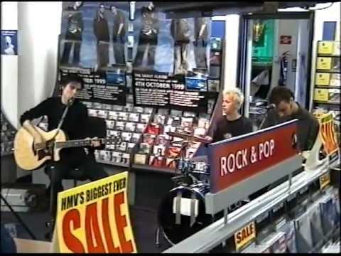Muse - Sunburn Acoustic - HMV Bristol 1999 mp3